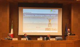 presentazione rapporto montagne italia